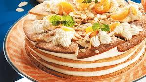 mandarinen sahne torte