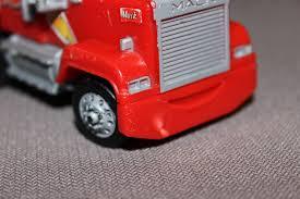 Mack Truck Semi Cab & Hauler Bachelor Pad Playset Transporter ...