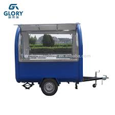 100 Bbq Food Truck For Sale China Big Trailer Mobile Ice