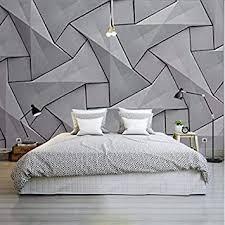 cczxfcc moderne 4d tapeten für wände zement seidentuch