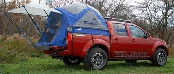 Top 3 truck bed tents