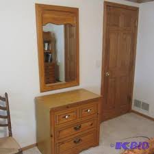 hinkle dresser mirror lindstrom lake home moving auction