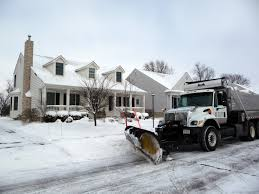 Snow Removal - City Of New Albany