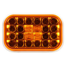 Signal-Stat, LED, Yellow Rectangular, 24 Diode, Rear Turn Signal, PL ... Truck Lite Led Headlights Lights 15 Series 3 Diode License Light Rectangular Bracket Mount 80 Par 36 5 In Round Incandescent Spot Black 1 Bulb Trucklite Catalogue 22 Yellow Side Turn 66 Clear Oval Backup Flange 7 Halogen Headlight Glass Lens Alinum 12v Signalstat Redclear Acrylic Lh Combo Box 26 Chrome Atldrl Universal 4 X 6 Snow Plow 21 High Mounted Stop 16 Red 60 Horizontal