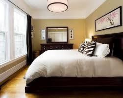 Modish Dark Bedroom Furniture Design