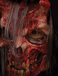 Scary Halloween Half Masks by Horror Masks Costumes And Accessories Grim Nation