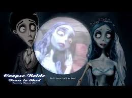 Corpse Bride Tears To Shed Instrumental by Only The Tears To Shed Corpse Bride