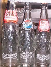 patio diet cola and diet pepsi again sorry