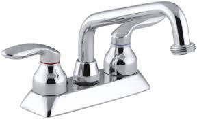 Advance Tabco Sink Accessories by Kohler Coralais Utility Sink Faucet With Threaded Spout And Lever