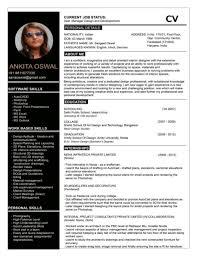 RESUME Ankita Oswal Interior Designer
