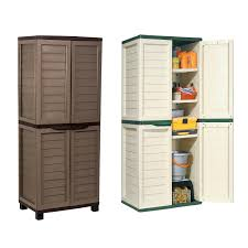Hdx Plastic Storage Cabinets by Utility Storage Cabinet Plastic U2022 Storage Cabinet Design