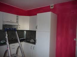 cuisine mur framboise mur framboise et gris exquisit cuisine couleur