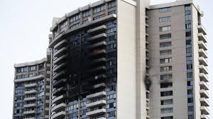 100 Marco Polo Apartments At Least 3 Killed 12 Injured In HighRise Fire In Honolulu