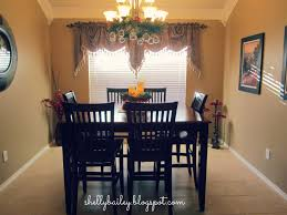 Decorations For Dining Room Table by Shelly Bailey Christmas Table And Dining Room Decorations