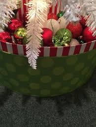 Seashell Christmas Tree Skirt by Woven Tree Collar With Ribbon Christmas Decor Pinterest