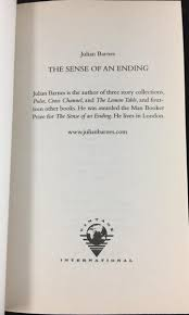 The Sense Of An Ending (Vintage Open-Market Edition, 2012 ... The Nse Of An Ending By Julian Barnes Tipping My Fedora Il Senso Di Una Fine The Sense Of An Ending Einaudi 2012 Zaryab 2015 Persian Official Trailer 1 2017 Michelle Bibliography Hraplarousse 2013 Book Blogger Reactions In Cinemas Now Dockery On Collider A Happy Electric Literature Lazy Bookworm Movie Tiein Vintage Intertional