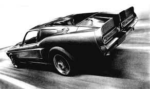 Shelby Mustang GT500 by Titan360 on DeviantArt