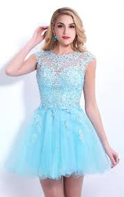 homecoming dresses blue short plus size prom dresses