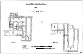 Simple Layout Of A Villa Placement by Baths Plan Villa Bath Building Plans 10898