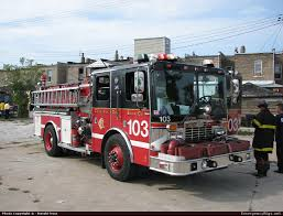 100 Hme Fire Trucks HME Pumper Chicago Department Emergency Apparatus Truck