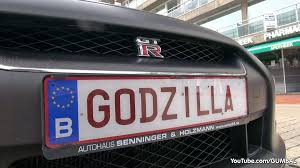 Wel e to Belgium Where you can the best license plates