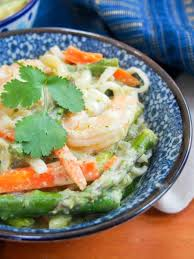 Thai Green Pumpkin Curry Recipe by One Pot Thai Green Curry Shrimp Caroline U0027s Cooking
