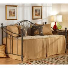 In The Bedroom Cast by Bennett Iron Daybed By Wesley Allen Humble Abode