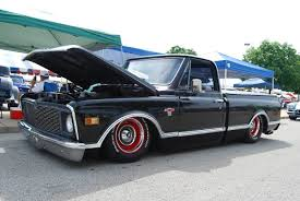 68 Chevy Pickup For Your February Monday Morning - CMW Trucks