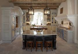 large decorative lantern kitchen rustic with flooring