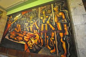 David Alfaro Siqueiros Murales Importantes by Conociendo A José Clemente Orozco Chicago Tiempo Libre