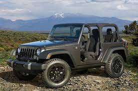 Next-Gen Wrangler To Lose Weight, Add Updated Transmissions, Engines ...