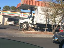 100 Cheyenne Truck Took Out A Palm Tree Almost Ran Into The Gas Pumps Rainbow