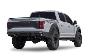 Buy 2018 Ford Raptor Rear Bumper ADD PRO With Free Shipping!