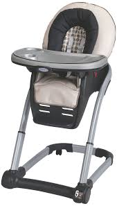 Graco 4-in-1 Vance Seating Highchair System
