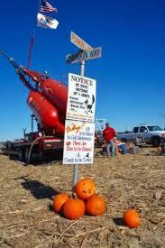Pumpkin Chunkin Delaware by Day 2 Punkin Chunkin Cape Gazette