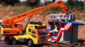 CRANE TRUCK VIDEOS FOR CHILDREN | CONSTRUCTION VEHICLES AT WORK ... Toy Trucks Videos Of Garbage Mighty Machines Remote Control Cstruction Truck For Children Bulldozer Launches Ferry Video Dailymotion Mediatown 360 A Great Yellow Dump Round Reviews Cars Mack And Lightning Mcqueen Play Car Toy Videos For Kids Tow Youtube Rc Unboxing Fire Tractor Police Truck Children Die Cast Toys Automobile Miniature