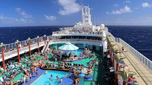 Norwegian Pearl Deck Plan 5 by Jim Zim U0027s Norwegian Pearl Cruise Ship Review