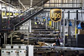 100 Ups Truck Accident Teamsters Tell UPS No Drones Or Driverless S WSJ