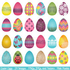 Simple Easter Egg Designs 12