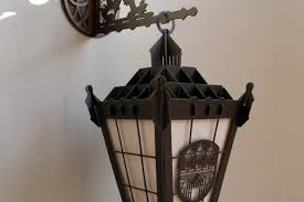 Laser Cut Lamp Kit by Modernizing Vintage Crafts With Laser Cutting