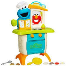 Play Kitchen Sets Walmart by Sesame Street Playskool Come U0027n Play Cookie Monster Kitchen Cafe