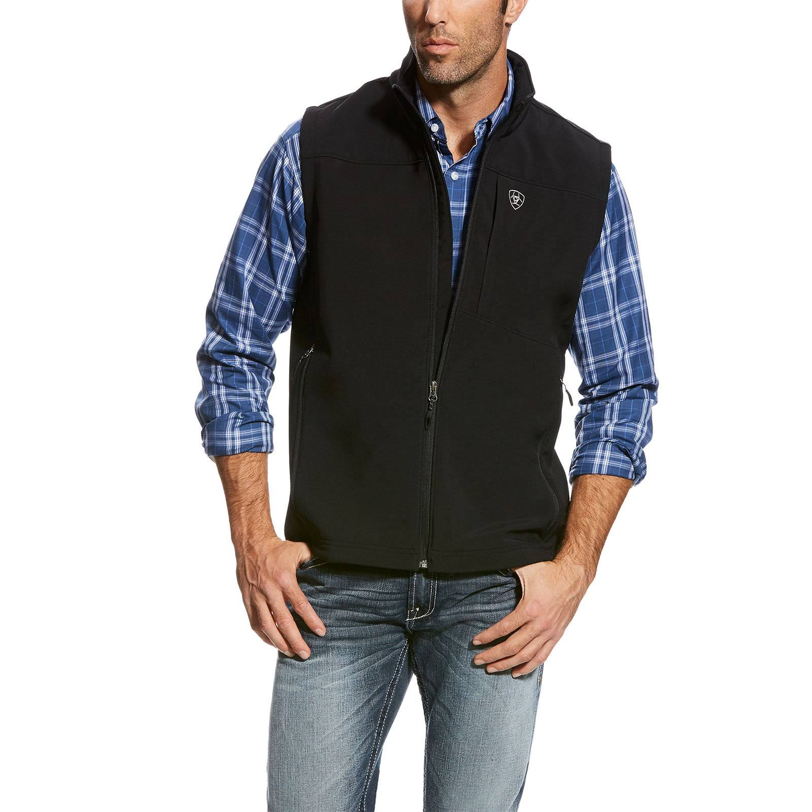 Men's Ariat Vernon 2 Softshell Vest