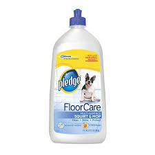 pledge 27 oz citrus scent multi surface floor cleaner 6 pack