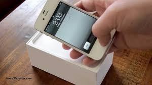 iPhone 4S 64GB Hard Reset Factory Reset & Password Recovery