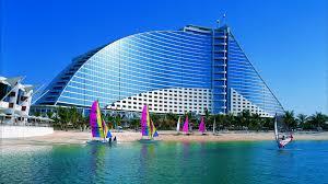 100 Water Hotel Dubai Wallpaper Jumeirah Beach Sea Ocean Water Sunny Day