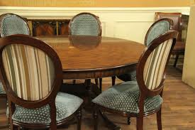Extra Large 64-88 Inch Round Dining Table With Perimeter Leaves 10 Upholstered Ding Chairs Cabriole Legs Lloyd Flanders Round Back Wicker Chair Arenzville Mahogany Wood Pedestal Table With 6 Set Pre Order Aria Concrete Granite Ding Table 150cm 4 Jsen Leather Chair Package Small In White Velvet Pink Rhode Island Kaylee Bedford X Rustic 72 With 8 Miles Round Ding Suite Alice Chairs A334b 1pc And A304 4pcs Patrick Milner Modern Dinette 5 Pieces Wooden Support Fniture New Tyra Glass On Gloss Latte Nova Seater