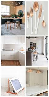 Copper Kitchen Decor