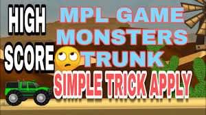 100 Trick My Truck Games Monster Truck Game Make High Score Short Distancehow To Make High