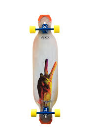 The Apex 40 DoubleConcave Longboard By Original Skateboards