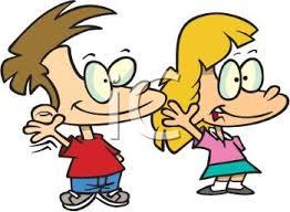 0511 1010 2402 5007 Kids Waving Goodbye clipart image